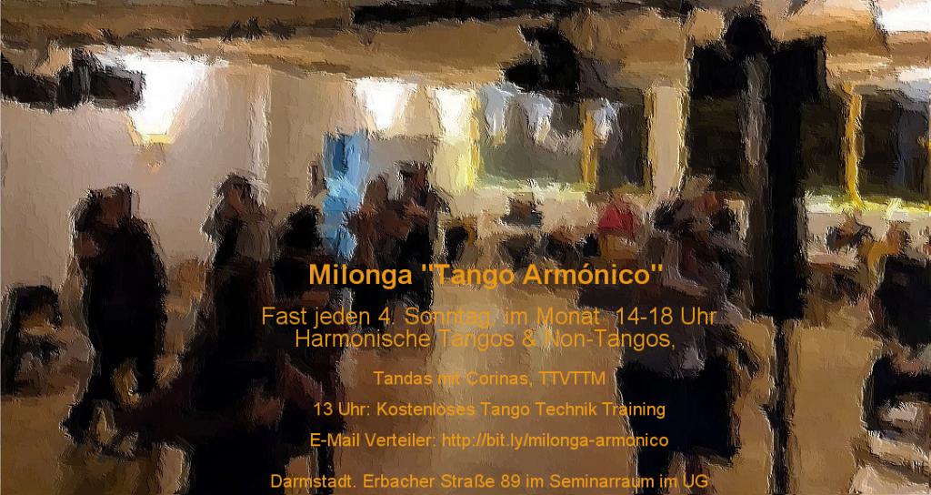 Milonga Tango Armónico