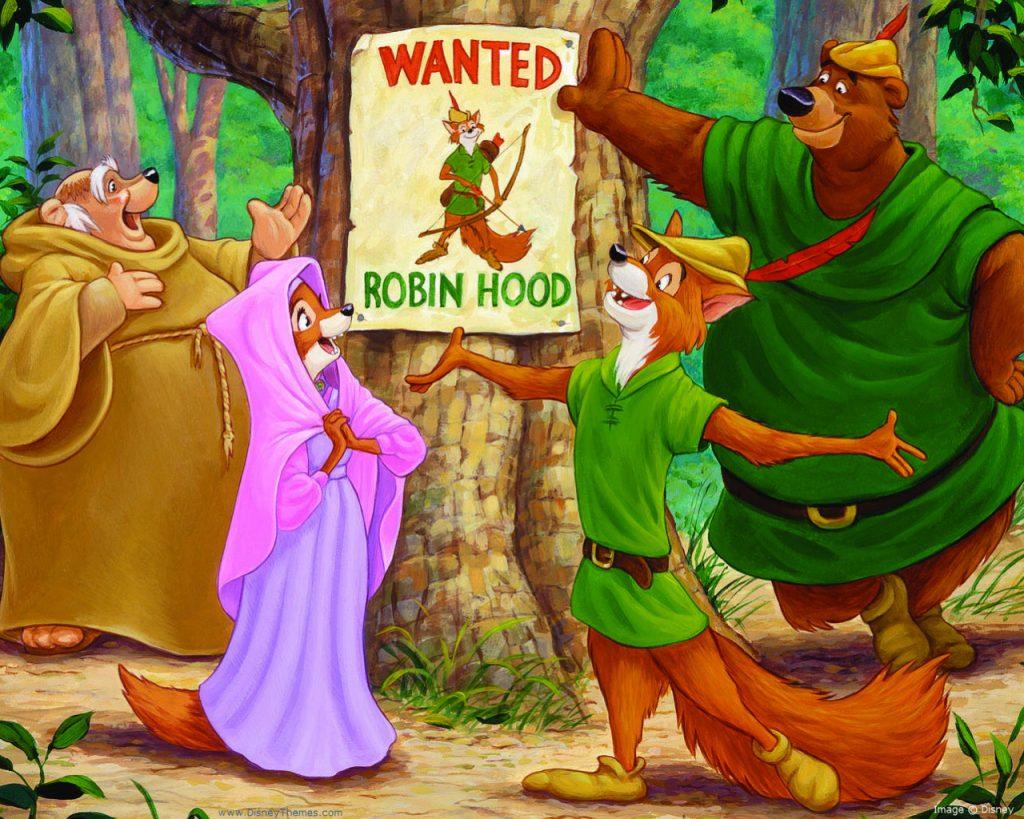 Robin Hood - Held meiner Jugend