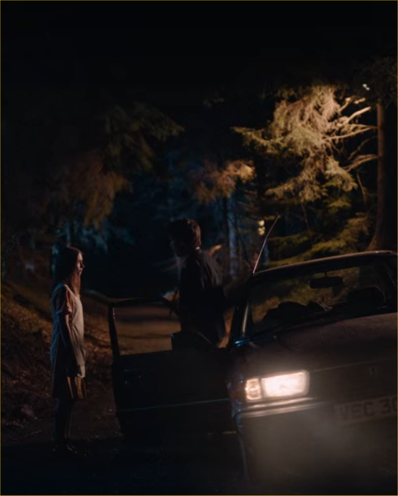Scene from The End of the F***ing World