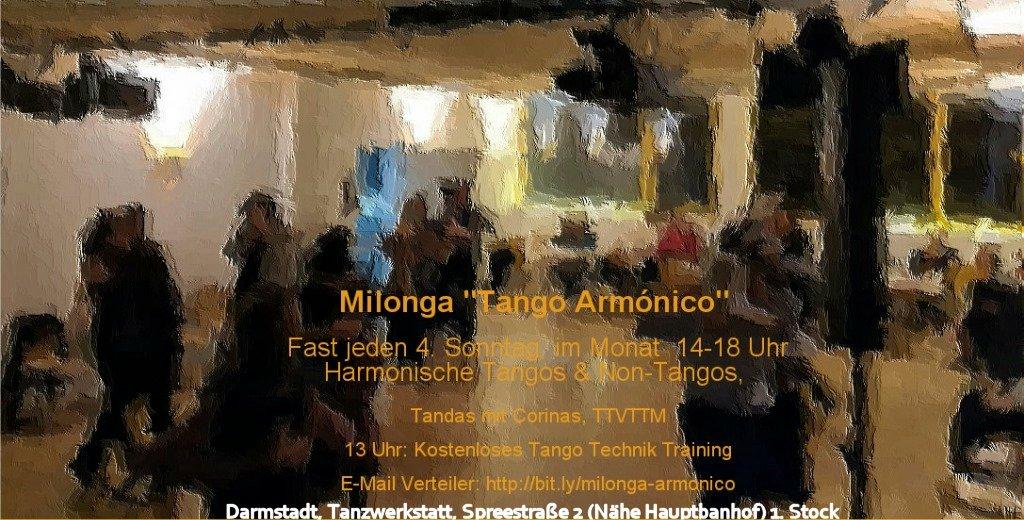Tango Armónico Januar 2020