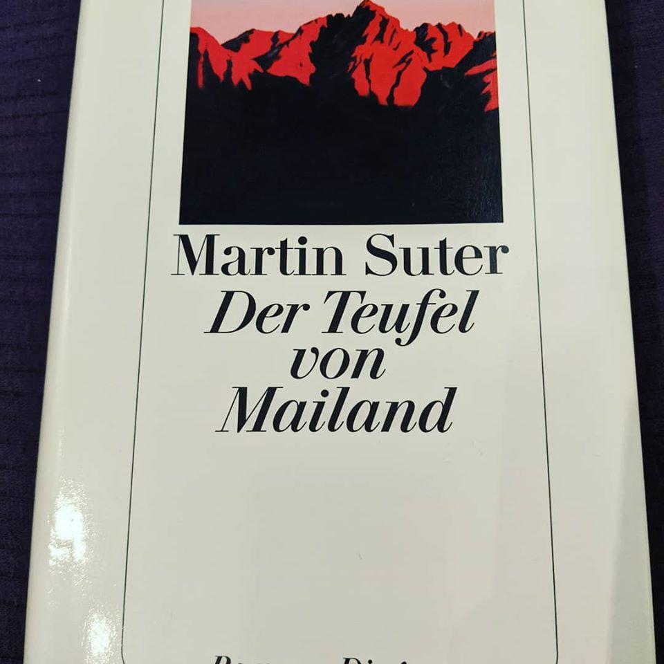 Martin Suter: Der Teufel von Mailand