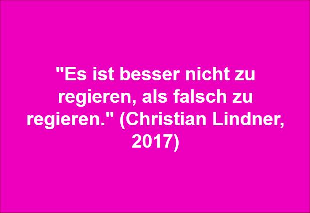 Christian Lindner (FDP) 2017