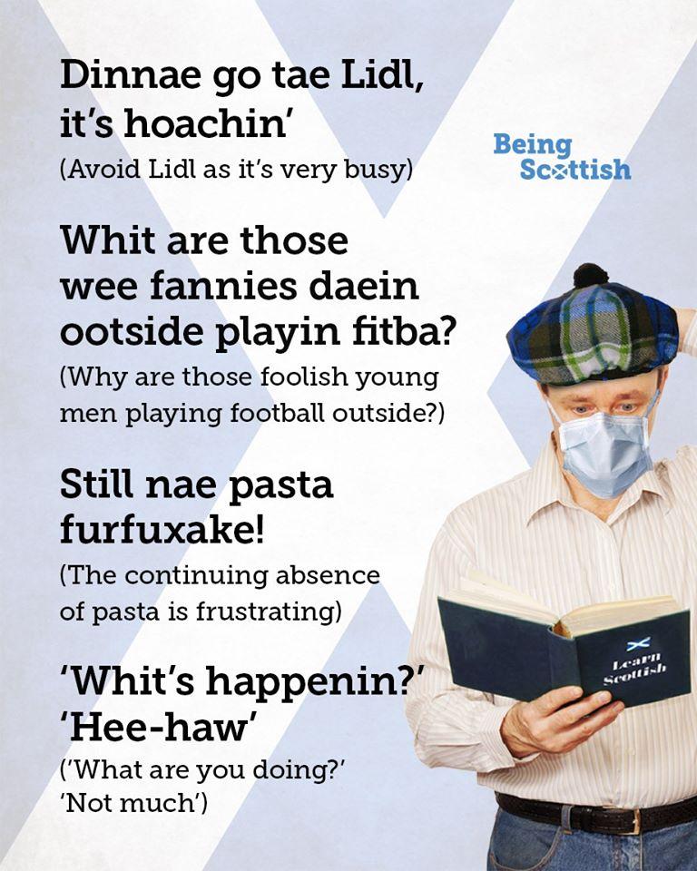 Very Scottish