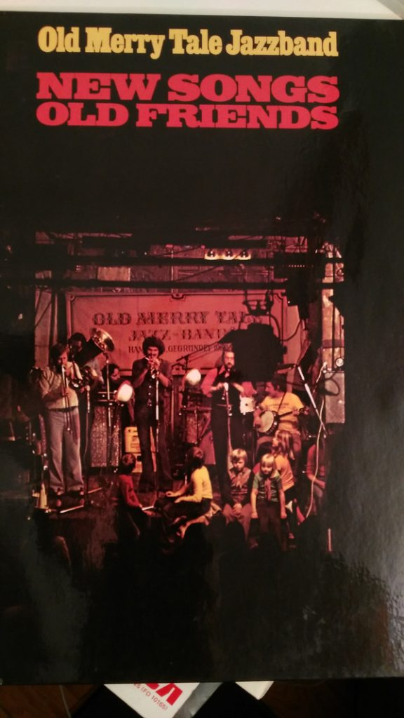 Old Merry Tale Jazzband  (aus Hamburg)
