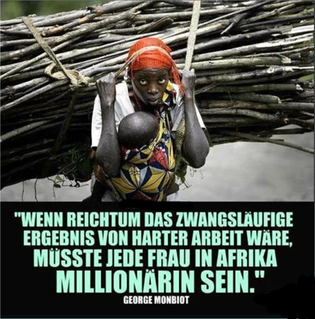 Frauen in Afrika: Leistung lohnt sich nicht.