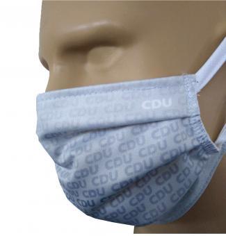 CDU mit Maske