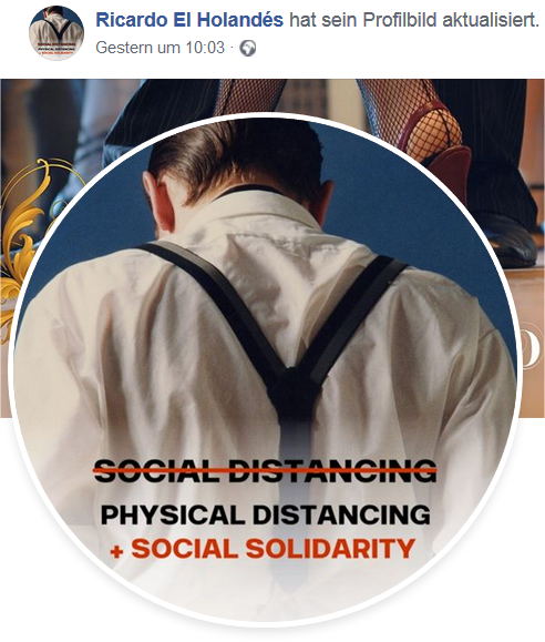 Physical Distancing & Social Solidarity